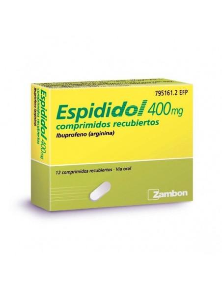 Espididol 400mg 12 Comrimidos