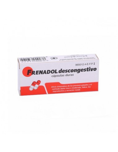 Frenadol Ps 16 Capsulas