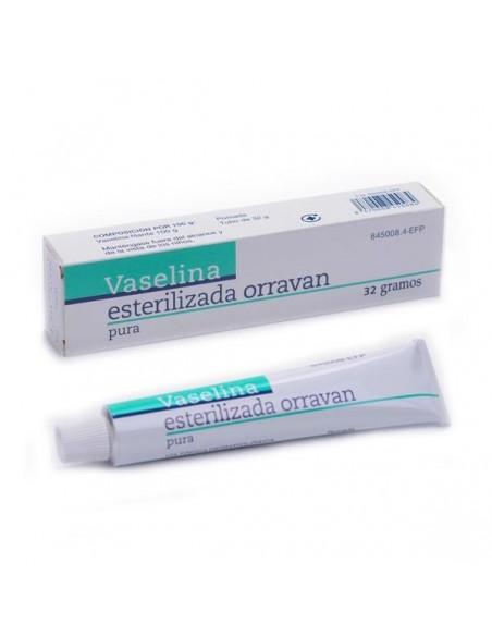 Vaselina Esteril Orravan 32 G
