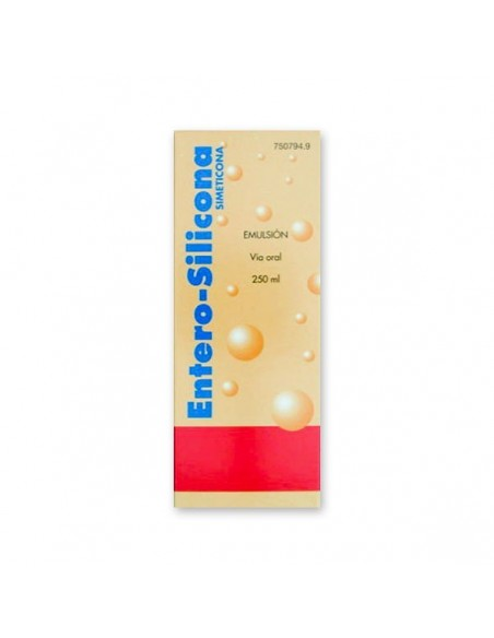 Enterosilicona 9mg/ml Suspension 250 ml