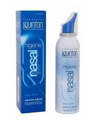 Quinton Higiene Nasal Hipertonico 150 mL