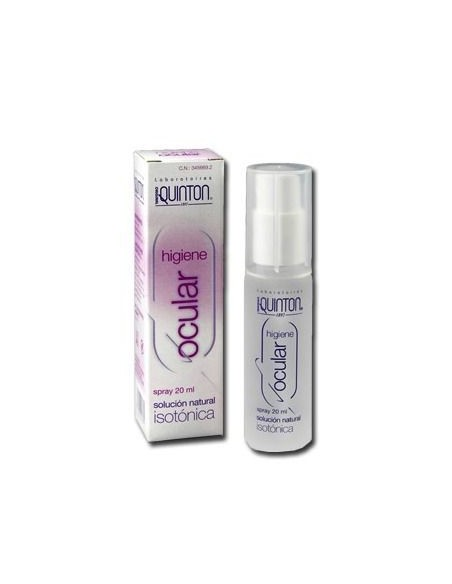 Quinton Higiene Ocular Spray Isotonico 20 mL