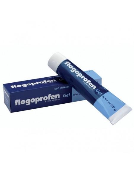 Flogoprofen 50 mg/G Gel Topico 100 G