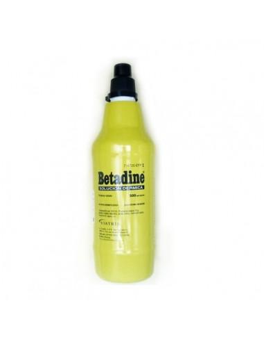 Betadine Solucion Dermica 500 ml