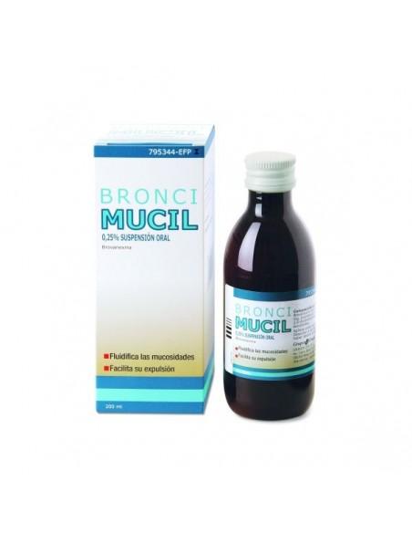 Broncimucil Jarabe 100 ml