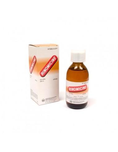 Rinomicine Jarabe 200 ml