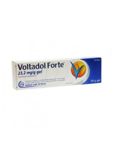 Voltadol Forte Gel 2% 50 Gr
