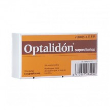 Optalidon Adultos 6 Supositorios