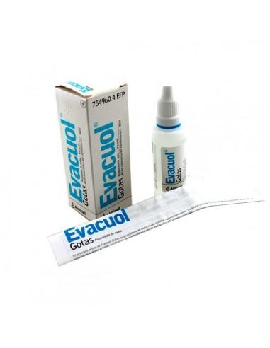 Evacuol 7.5 mg/ml Gotas 30 ml