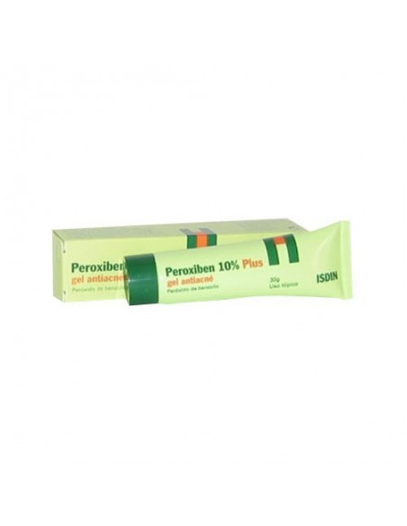 Peroxiben Plus 10% Gel 30 G