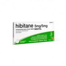 Hibitane 5/5mg Mentol 20 Comprimidos