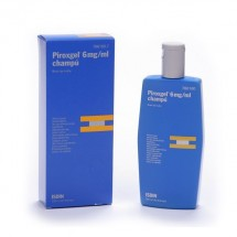 Piroxgel Champu 200 ml