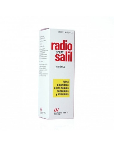Radio Salil Spray 130 ml