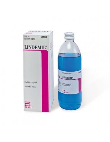 Lindemil Solucion 500 ml