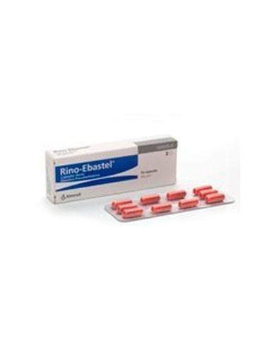 Rino-Ebastel 10 Capsulas