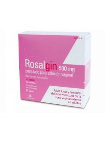 Rosalgin 20 Sobres