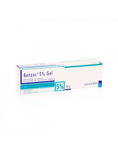 Benzac  5% Gel 40 G