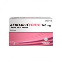 Aero Red Forte 240 mg 20 Capsulas