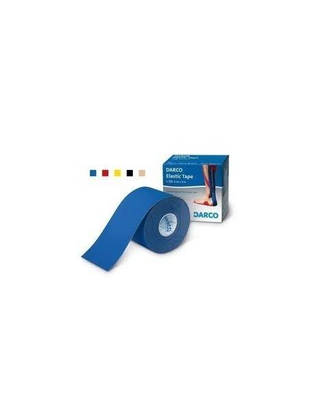 Mecron Elastic Tape Azul 5cm x 5 m