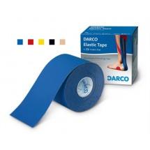 Mecron Elastic Tape Negro 5cm x 5 m
