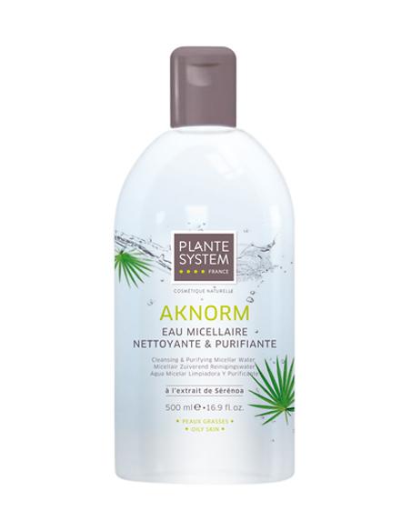 Plante System Aknorm Agua Micelar 500 mL