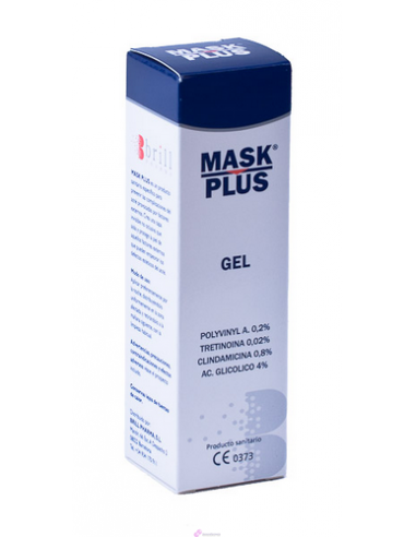 Mask Plus Acne Gel 30 mL