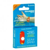 Aquamed Pulsera Antimareo Niños 2 Unidades