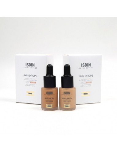 Isdinceutics Skin Drops Bronze 15 mL