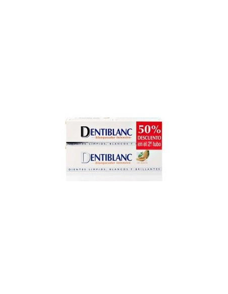 Dentiblanc Pasta Duplo 2 x 100 mL