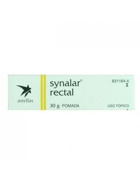 Synalar Rectal Pda 30 G