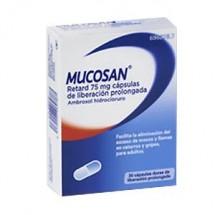 Mucosan Retard 30 Capsulas