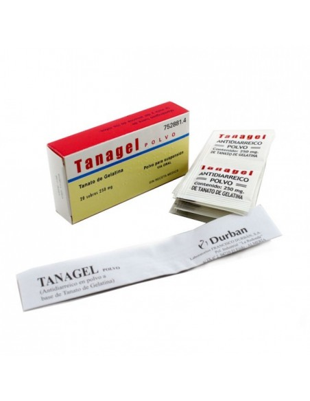Tanagel 20 Sobres