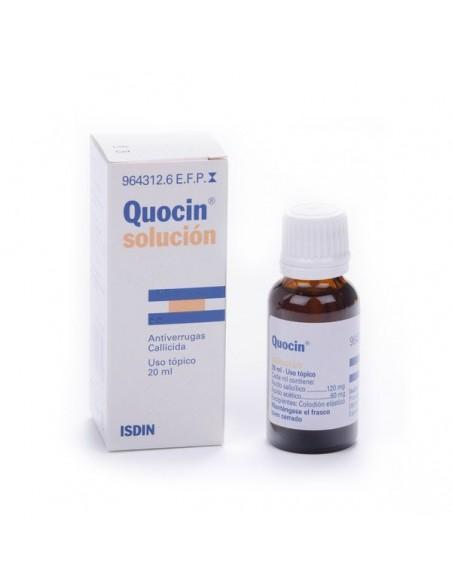 Quocin Solucion 20 ml