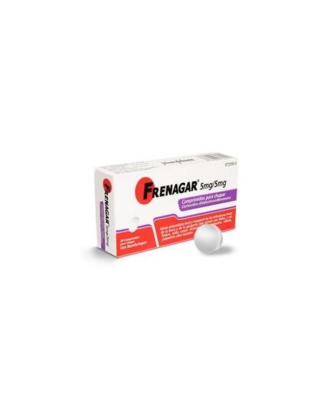 Frenagar 5 mg 20 Comprimidos