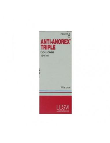 Anti Anorex Triple Solucion 150 ml