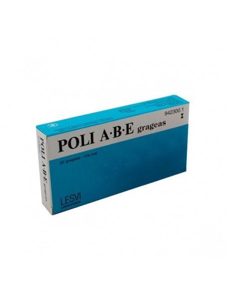 Poli-Abe 30 Grageas