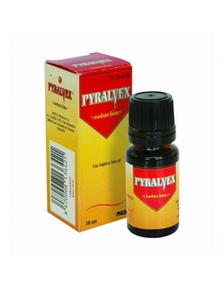 Pyralvex Berna 10 ml
