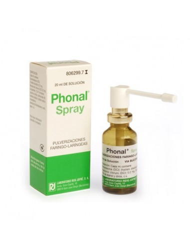 Phonal Spray 20 ml