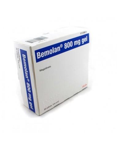 Bemolan  800 mg Gel 30 Sobr