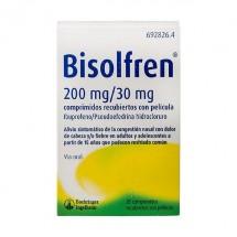 Bisolfren 20 Comprimidos