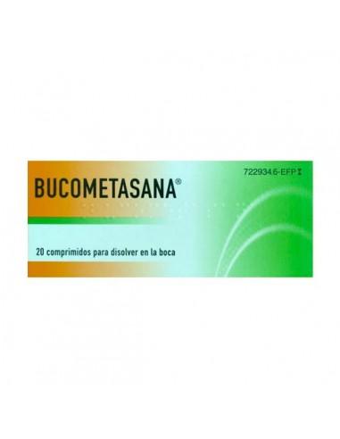 Bucometasana 20 Comp