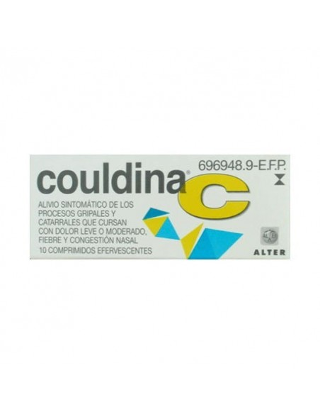 Couldina C 10 Comp Eferv
