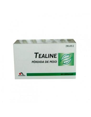Tealine 250/150 mg 40 Capsulas