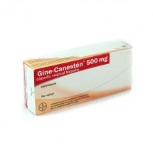 Gine Canesten 500 mg 1 Capsula Vaginal Blanda (Con Aplicador)