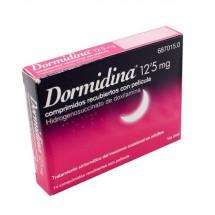 Dormidina 12,5 mg 16 Comp