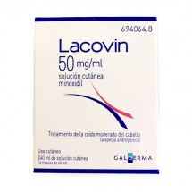 Lacovin 50 mg/ml Sol Cutanea 4 X 60 ml
