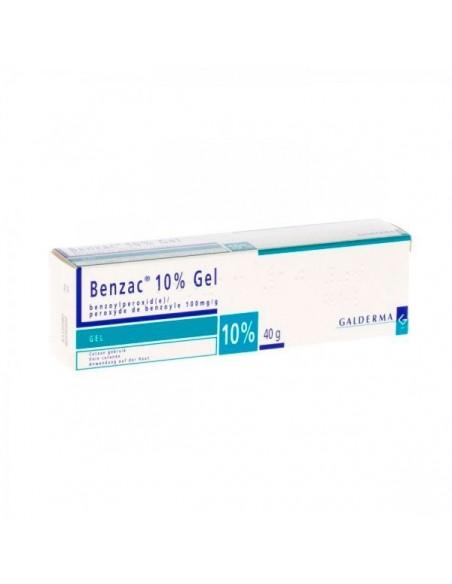 Benzac 10% Gel 40 g