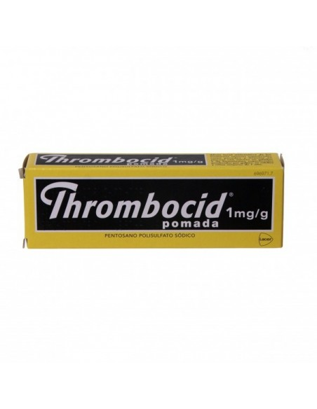 Thrombocid Pomada 60 g