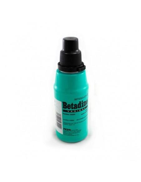 Betadine Vaginal Solucion 125 ml