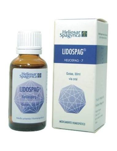 Heliosar Spagyrica Lidospag Gotas 30 mL